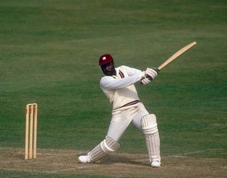 Viv Richards Walter Lawrence
